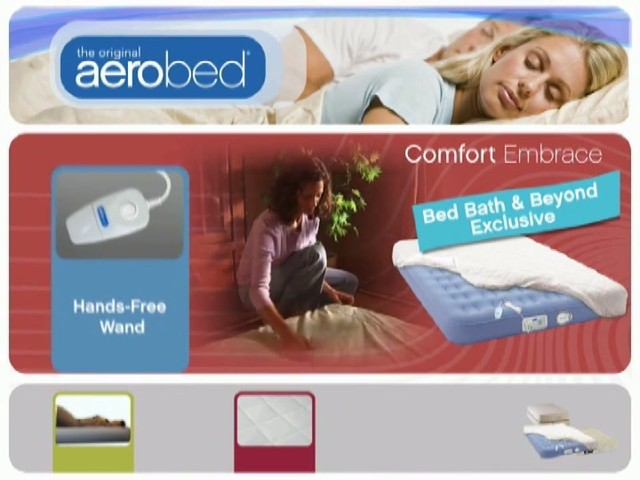 Aerobed Products - image 2 from the video