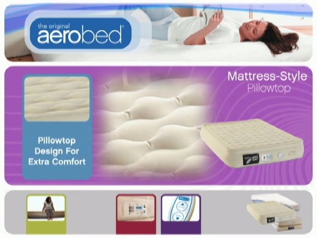 Aerobed Products - image 4 from the video