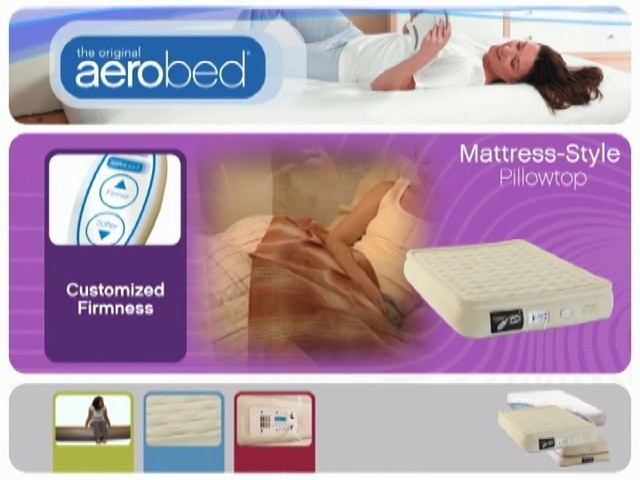 Aerobed Products - image 5 from the video