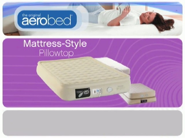Aerobed Products - image 6 from the video