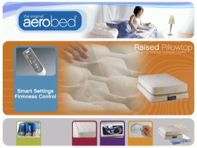 Aerobed Products - image 7 from the video
