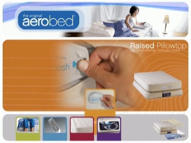 Aerobed Products - image 8 from the video