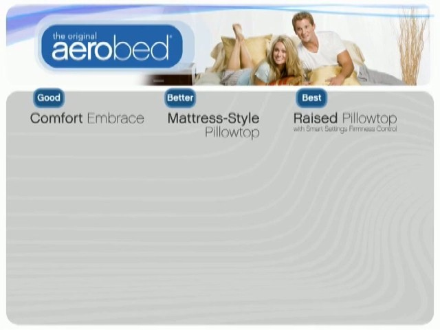 Aerobed Products - image 9 from the video