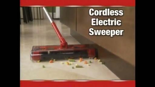 Cordless Swivel Sweeper G2 187 Bed Bath Amp Beyond Video
