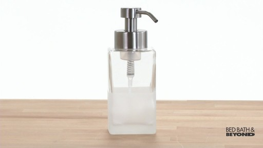 Foaming Soap Dispenser - image 2 from the video