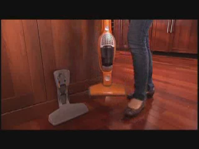 Electrolux Versatility Bagless Upright Vacuum Cleaner Bed