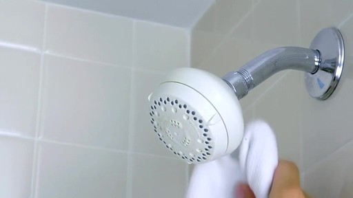 waterpik shower head image 3 from the video