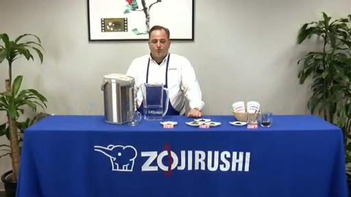 Zojirushi VE Hybrid Water Boiler & Warmer CV-DSC40 - image 1 from the video