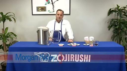 Zojirushi VE Hybrid Water Boiler & Warmer CV-DSC40 - image 2 from the video