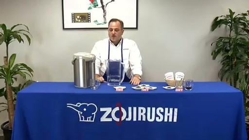 Zojirushi VE Hybrid Water Boiler & Warmer CV-DSC40 - image 5 from the video