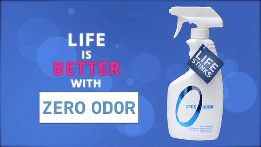 Zero Odor® 16-Ounce Odor Eliminator Spray - image 10 from the video