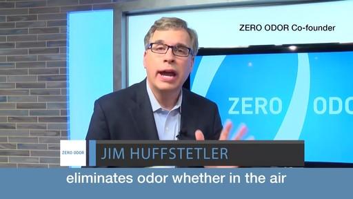 Zero Odor® 16-Ounce Odor Eliminator Spray - image 4 from the video