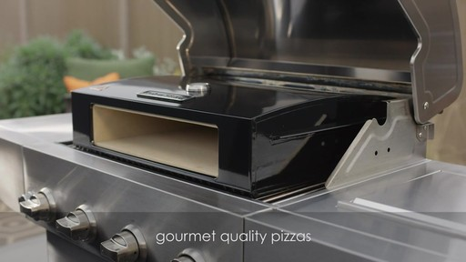 Bakerstone Pizza Oven Box Bed Bath Beyond Video