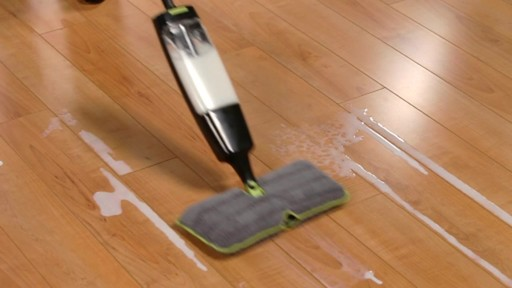 Casabella Quick Scrub Double Sided Microfiber Spray Mop