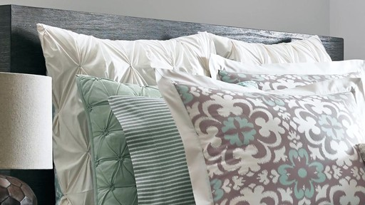 Real Simple Camille Amp Jules Bedding Collection 187 Bed Bath