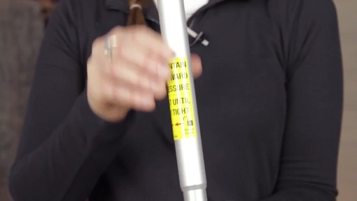 TITAN™ NeverRust® Corner Pole Shower Caddy - image 3 from the video