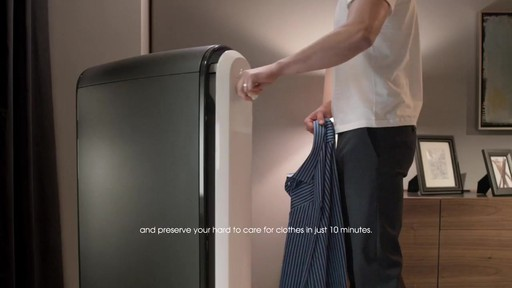 SWASH™ Express Clothing Care System - image 10 from the video