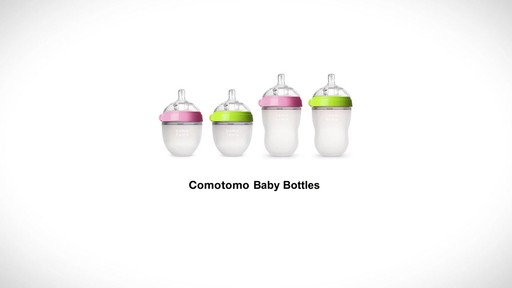 Comotomo™ Baby Bottles - image 10 from the video