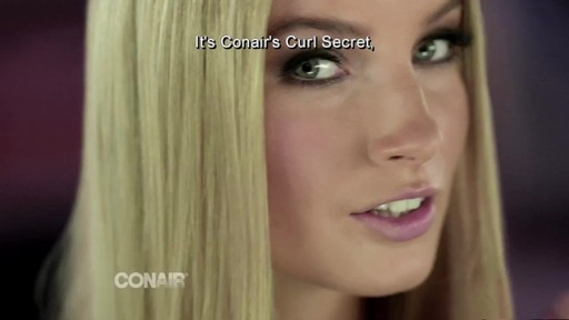 Conair® Curl Secret™ Hair Styler - image 2 from the video
