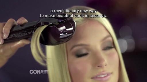 Conair® Curl Secret™ Hair Styler » Bed Bath & Beyond Video