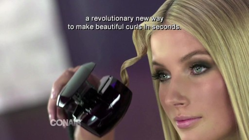 Conair® Curl Secret™ Hair Styler - image 4 from the video