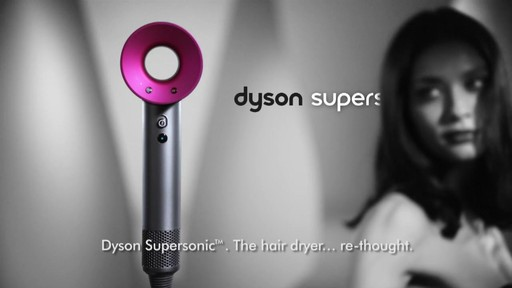 dyson® supersonic hair dryer » bed bath & beyond video