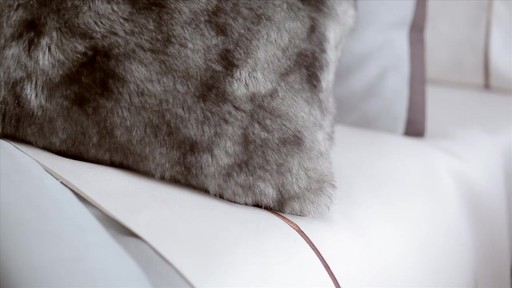 Kenneth Cole Reaction Home Hotel Neutral Comforter Set - image 3 from the video