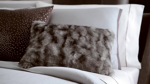 Kenneth Cole Reaction Home Hotel Neutral Comforter Set - image 8 from the video