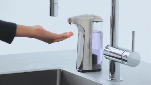 simplehuman rechargeable soap dispenser manual