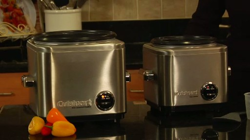 Cuisinart 4 Cup Rice Cooker - CRC-400 - image 2 from the video