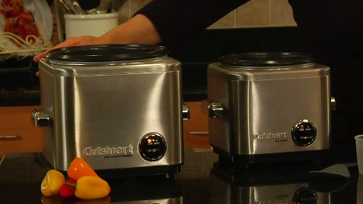 Cuisinart 4 Cup Rice Cooker - CRC-400 - image 6 from the video