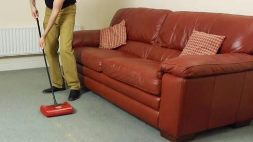 Ewbank Evolution 3 Cordless Carpet Sweeper