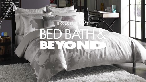 Kenneth Cole Reaction Home Urban Bloom Bedding Collection