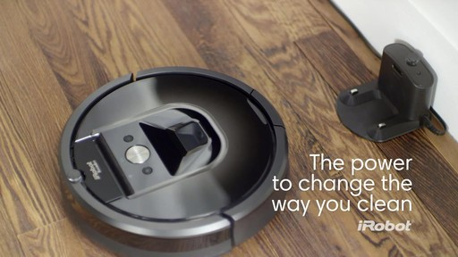 irobot® roomba® 980 vacuum cleaning robot » bed bath & beyond video