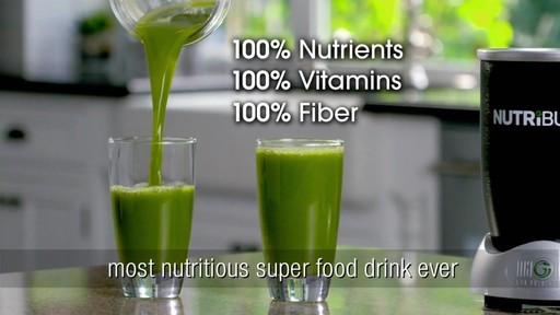magicbullet® nutribullet® rx nature's prescription superfood