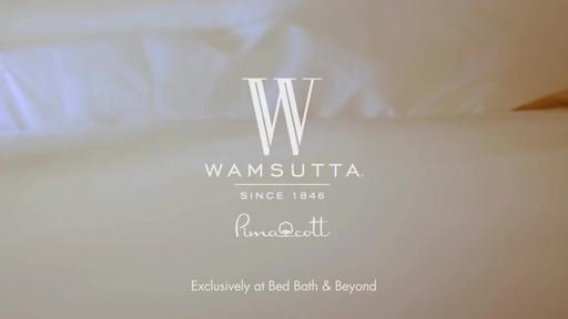 Wamsutta PimaCott - image 10 from the video