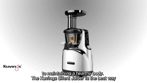 Omega Slow Juicer Bed Bath And Beyond : Kuvings Silent Juicer Bed Bath & Beyond video