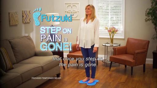 Futzuki Reflexology Foot Massage Mat  - image 2 from the video