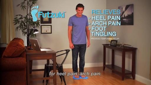 Futzuki Reflexology Foot Massage Mat  - image 9 from the video