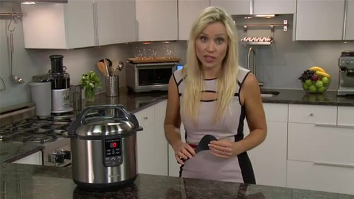 Breville® The Fast Slow Cooker BPR600XL - image 4 from the video