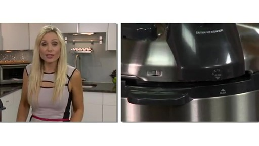 Breville® The Fast Slow Cooker BPR600XL - image 8 from the video