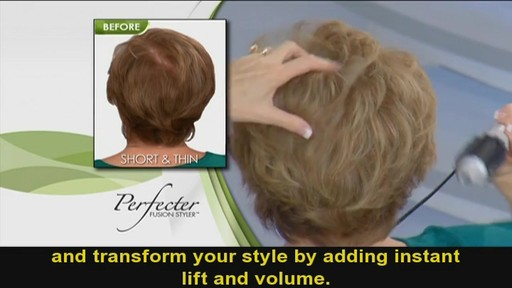 Perfecter Fusion Hair Styler » Bed Bath & Beyond Video