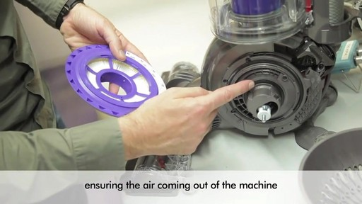 Dyson Vac Production and Testing - image 4 from the video