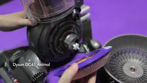 Dyson Vac Production and Testing - image 5 from the video