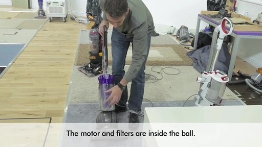 Dyson Vac Production and Testing - image 6 from the video