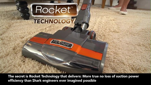Shark®  Rocket Stick Vacuum - image 2 from the video