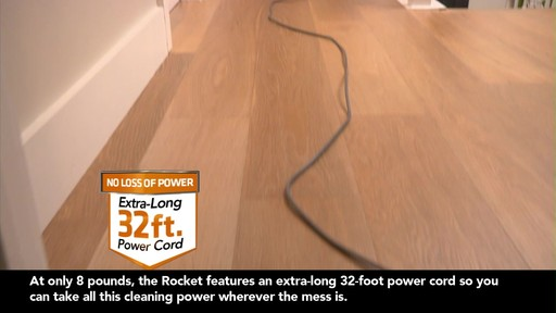 Shark®  Rocket Stick Vacuum - image 9 from the video