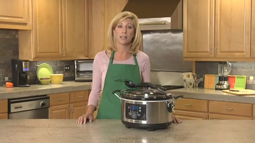 Hamilton Beach 6 Quart Programmable Slow Cooker - image 8 from the video