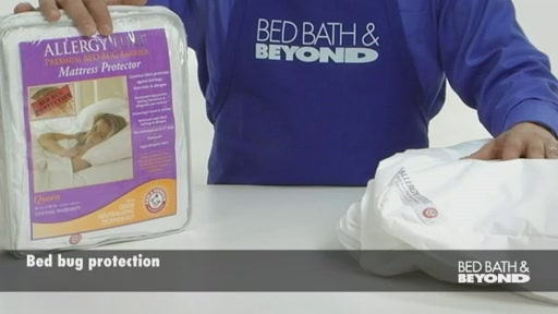 allergy luxe bed bug mattress protectors » mattress protectors