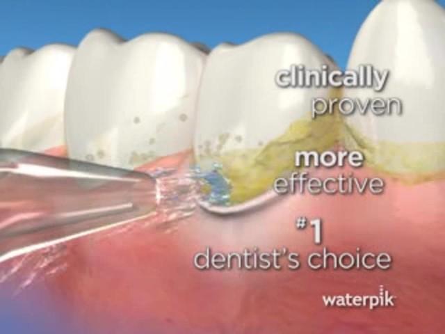 Waterpik Water Flossing 187 Dental 187 Bed Bath Amp Beyond Video
